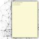 Papier à entête personnalisé sur papier ivoire
