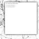 Papier à entête personnalisable format carré 210 x 210