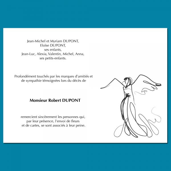 Modèle 16 : Ange filaire